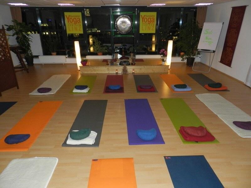 Yoga Linz Zentrum