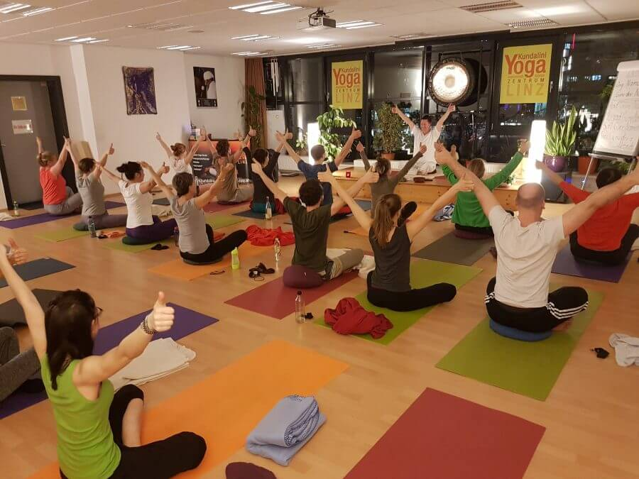 Yoga Workshop Linz