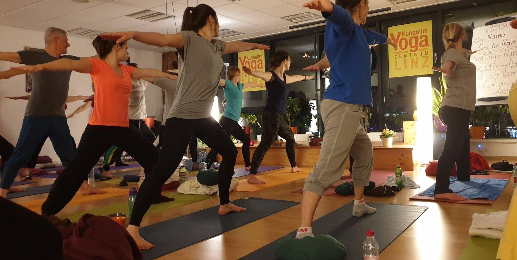 Yoga Linz 1
