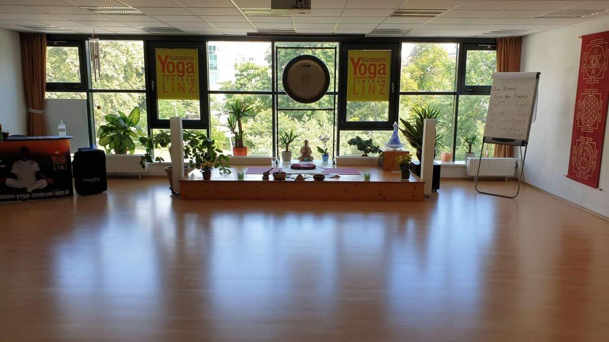 Kundalini Yoga Zentrum Linz 2020
