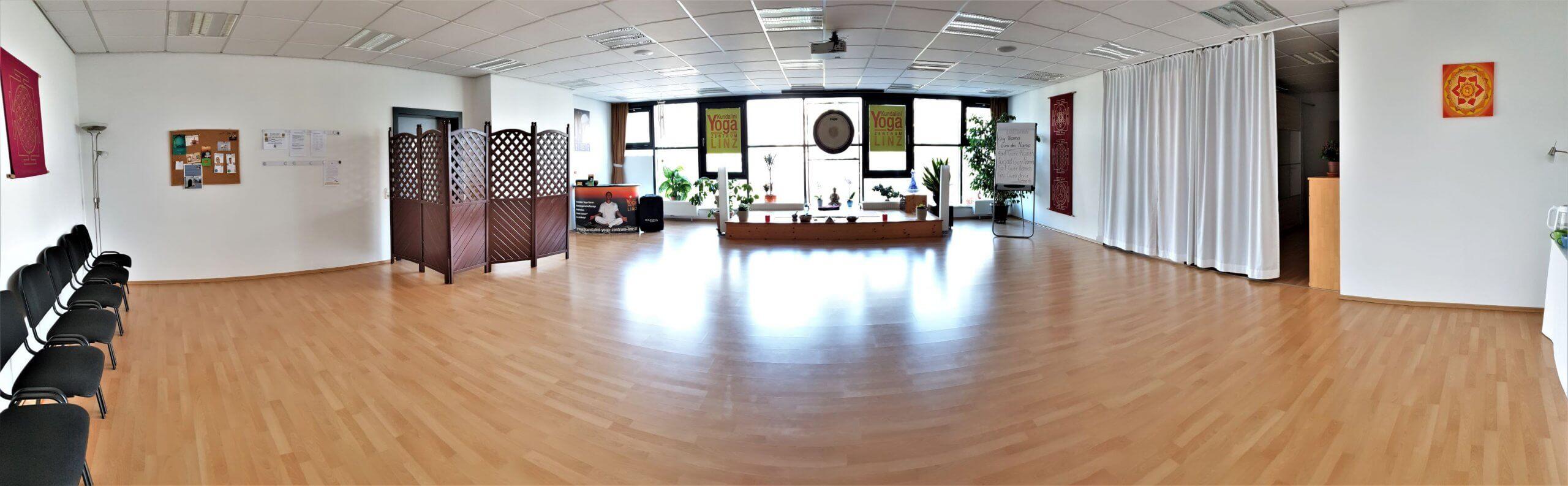 Yogaraum in Linz