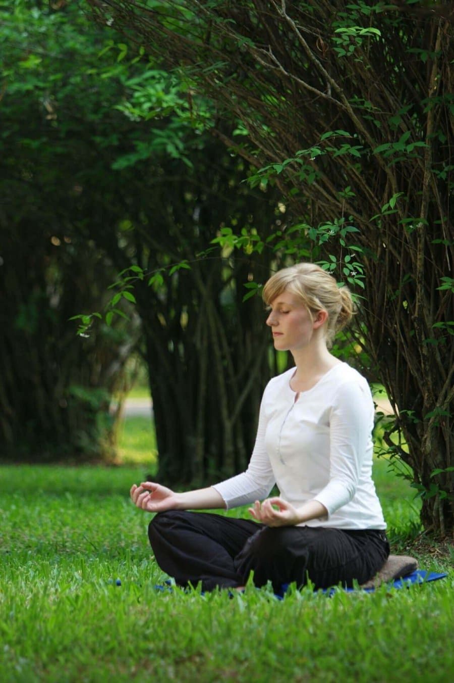 Yoga im Sport