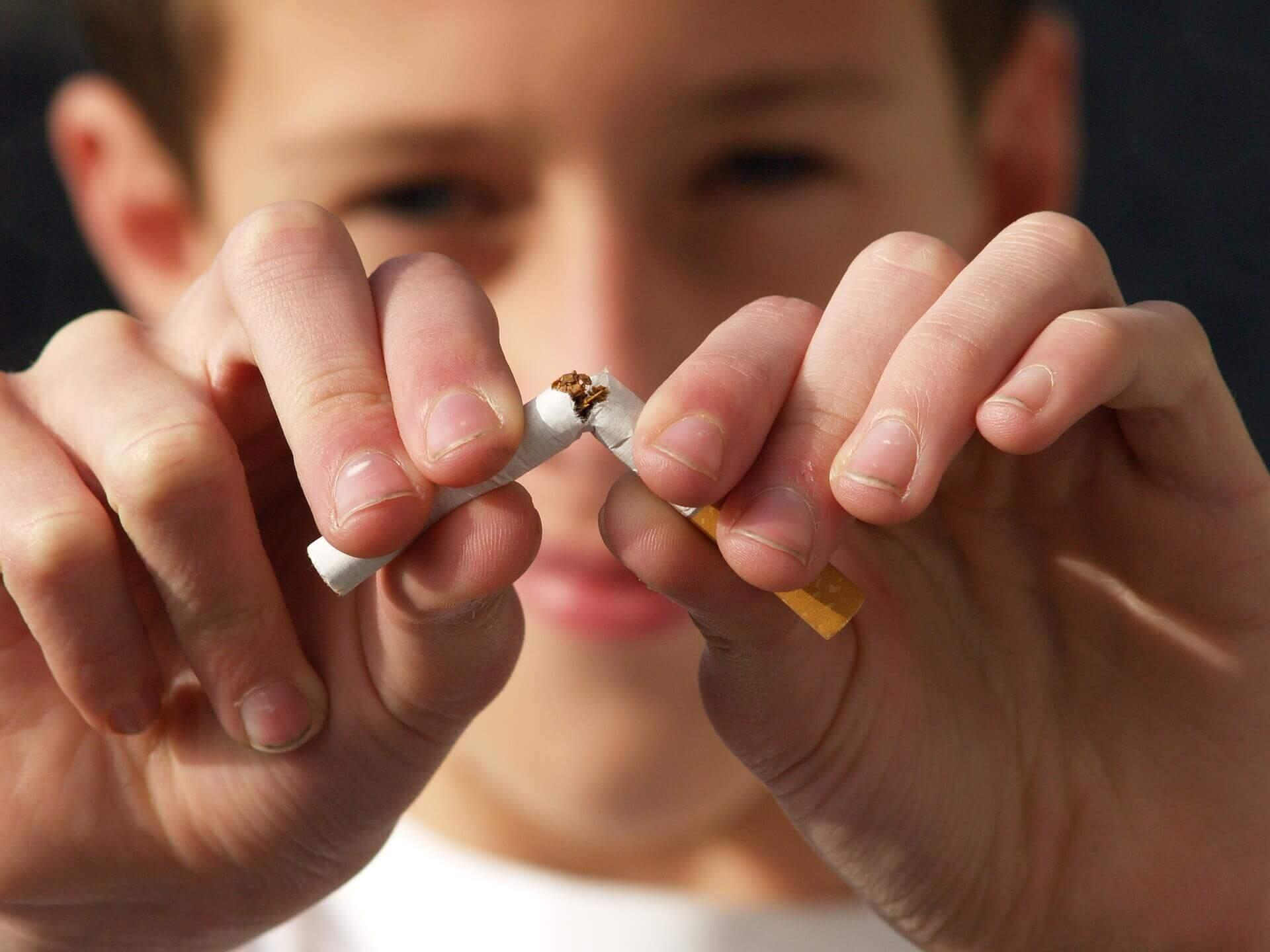 Raucherentwöhnung 1