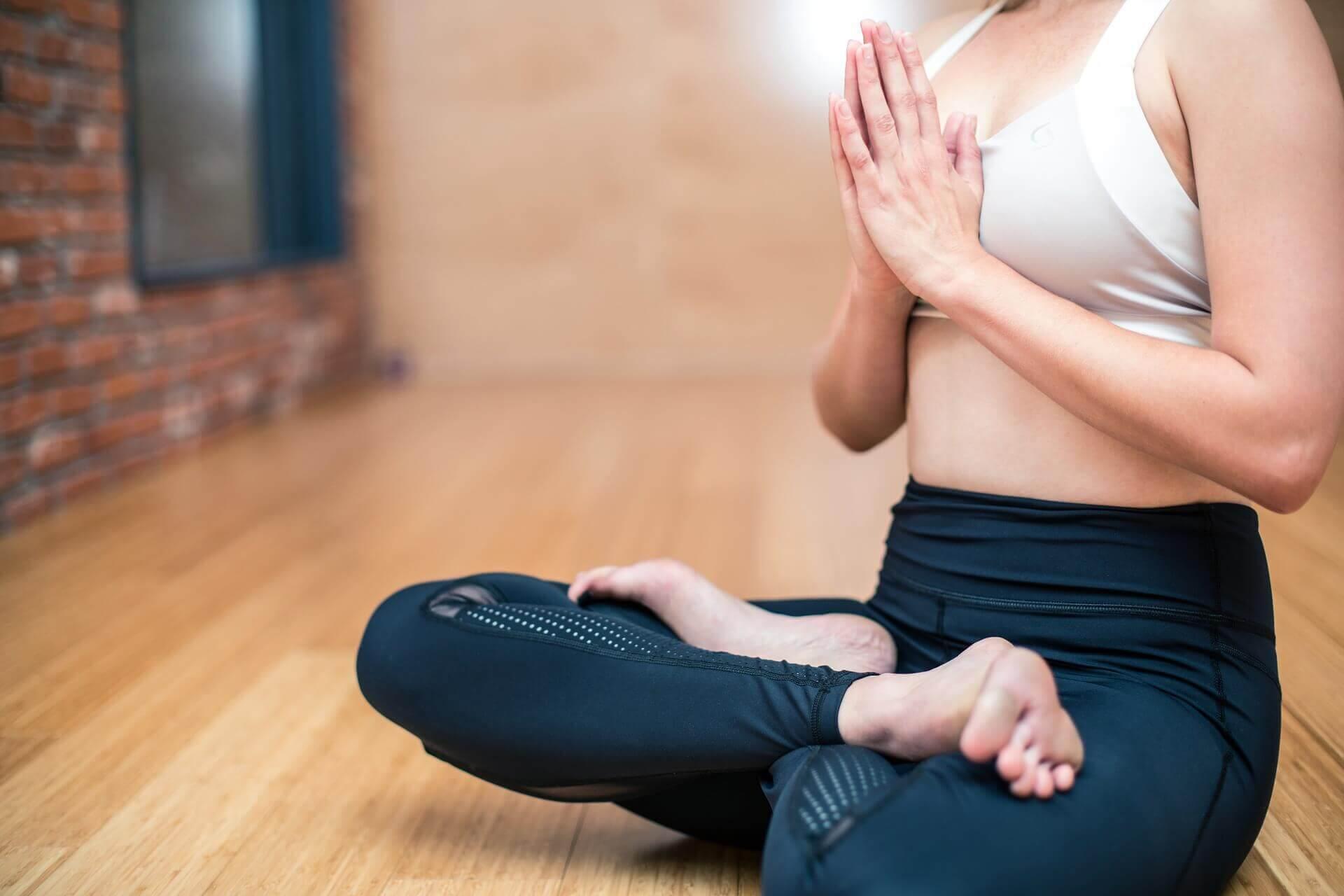 Yoga für Frauen